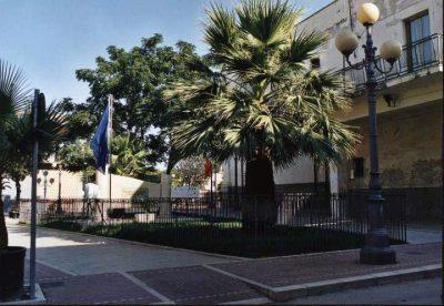 Sistemazione verde pubblico, comune di Ordona, Foggia